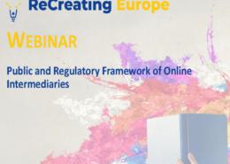 Public and Regulatory Framework of Online Intermediaries: Workshop Report